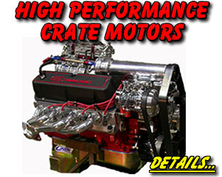 Check out high performance crate engines... Click here