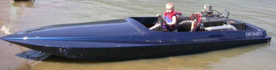 6_Harrison_Lake_high_performance_speed_boat