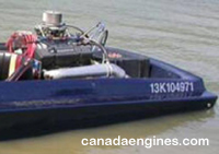 Boat and Marine Application Motors