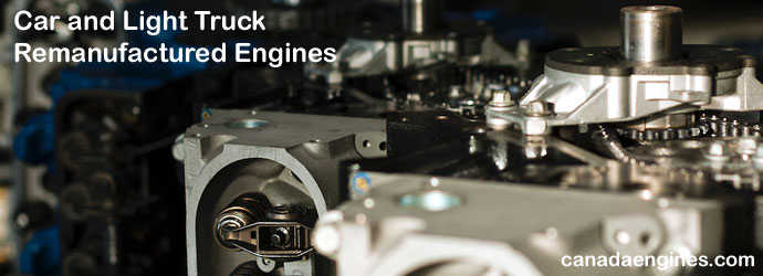 Quality Remanufactured Engines.