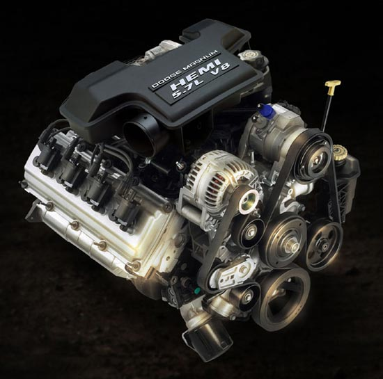 5_Chrysler_5.7liter_hemi_engine