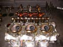 157_high_performance_V6_overhead_cam_cylinder_head_worn_out