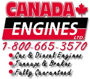 Welcome to Canada Engines! Your one stop shop for the best remanufactured car, truck and marine engines
