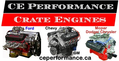 Click here for Steven's High Performance Crate Motor website...